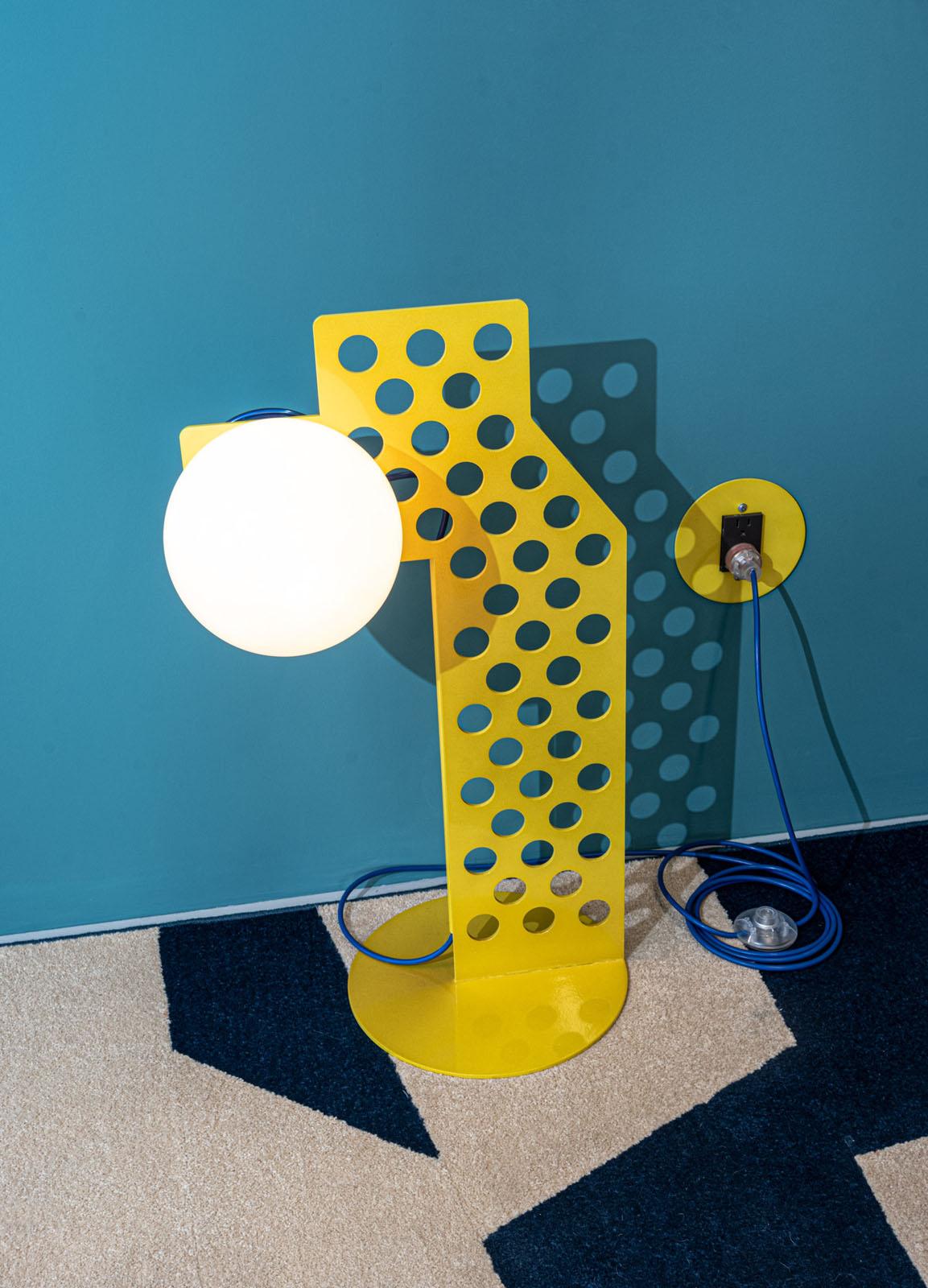 AGO Yellow Lamp